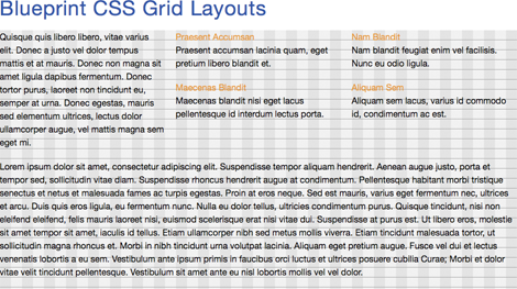 Use cms tools to build blueprint css grid layouts that work blog malvernweather Gallery