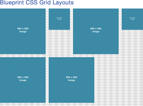 Grid Layouts Make Web Page Layouts Easy To Change